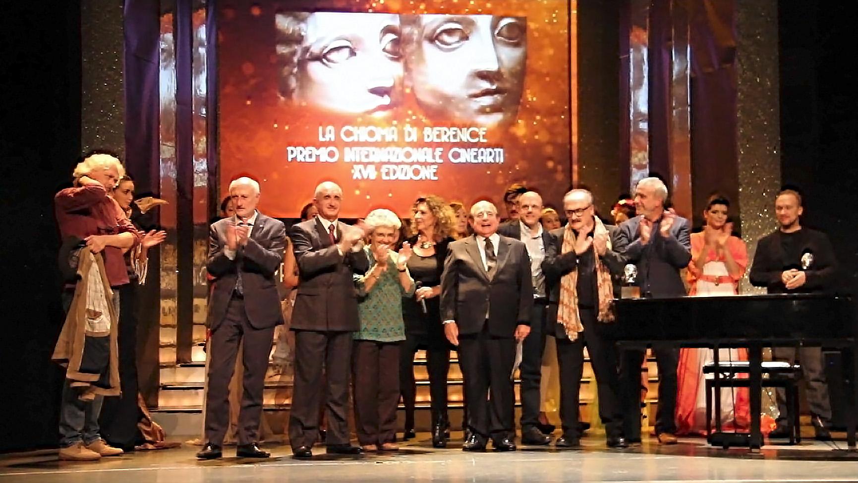Premio La Chioma di Berence 2015